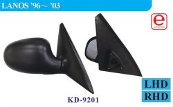 Chevrolet side mirror, Daewoo Wing Mirror